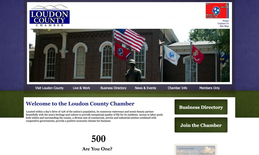 Tennessee Communities , Loudon County