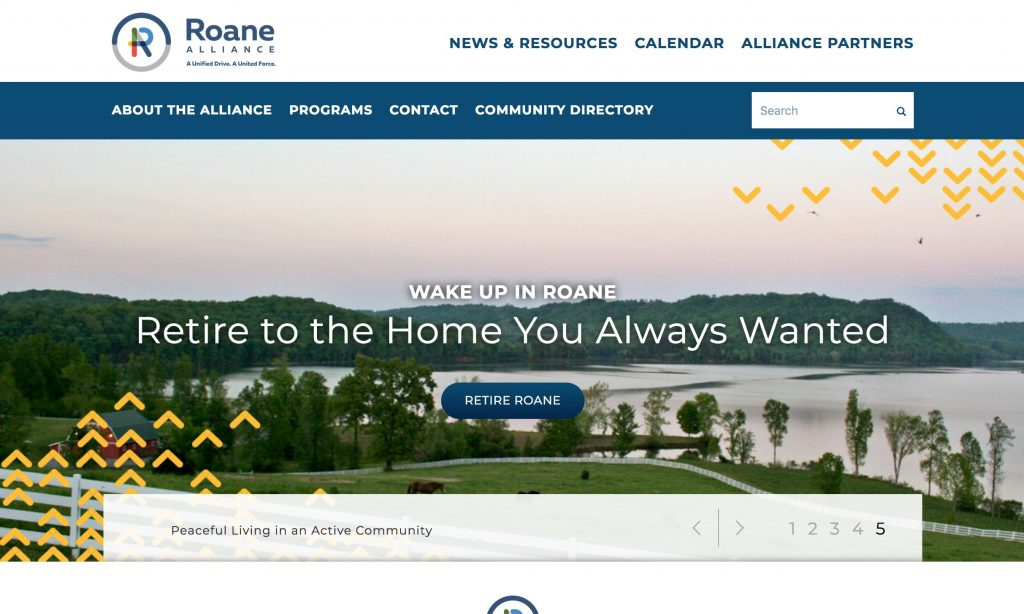 Tennessee Communities , Roane County