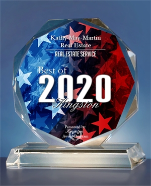 Best of 2020 Kingston Award - Kathy May Martin