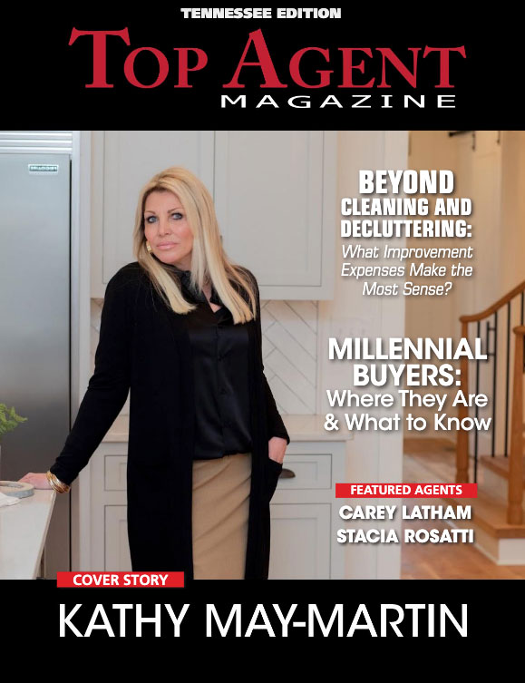 Kathy May Martin Top Realtor magazine